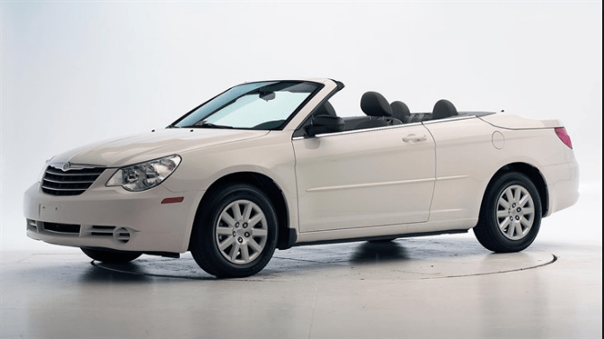2008 Chrysler Sebring Owners Manual and Concept