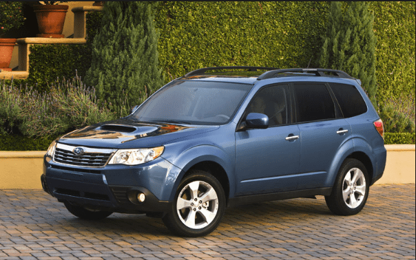 2009 Subaru Forester Owners Manual and Concept