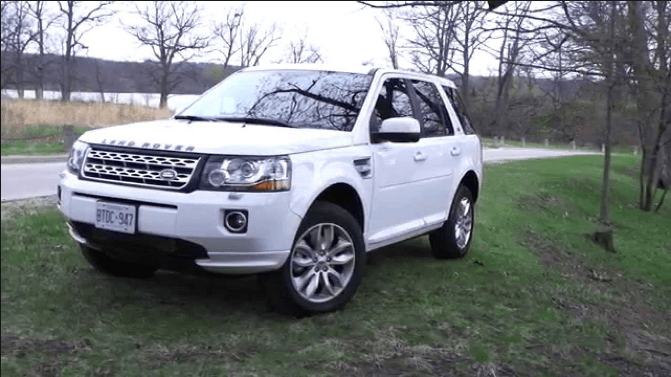 2014 Land Rover LR2 Owners Manual and Concept