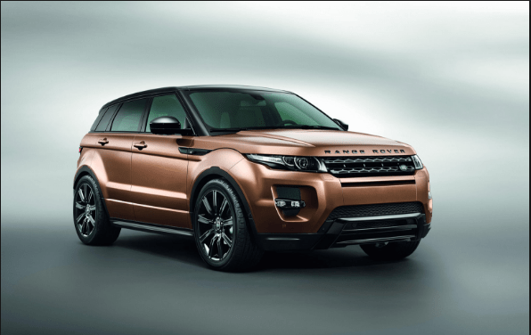2014 Land Rover Range Rover Evoque Owners Manual and Concept