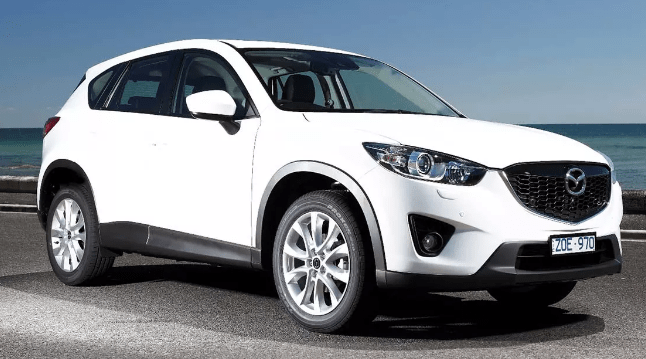 2014 Mazda CX-5 Owners Manual and Concept