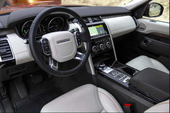 2017 Land Rover Discovery Interior and Redesign