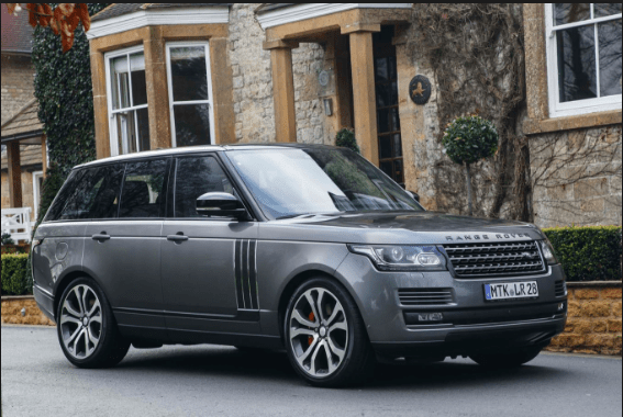 2017 Land Rover Range Rover Owners Manual and Concept