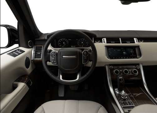 2018 Land Rover Range Rover Sport Interior and Redesign