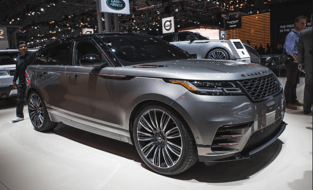 2018 Land Rover Range Rover Velar Owners Manual and Concept