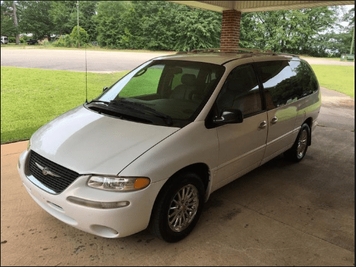 1999 Chrysler Town & Country Owners Manual and Concept