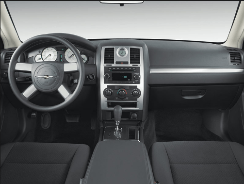 2009 Chrysler 300C Interior and Redesign