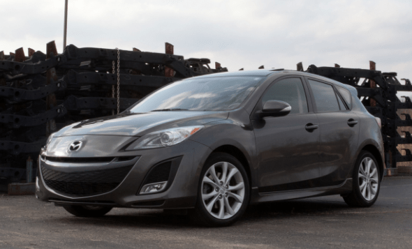2010 Mazda 3 Owners Manual and Concept