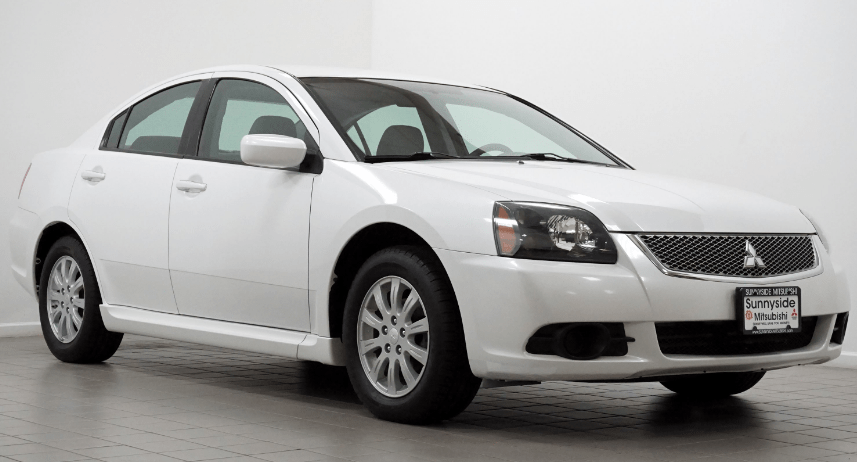 2010 Mitsubishi Galant Concept and Owners Manual