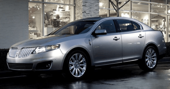 2011 Lincoln MKS Concept and Owners Manual