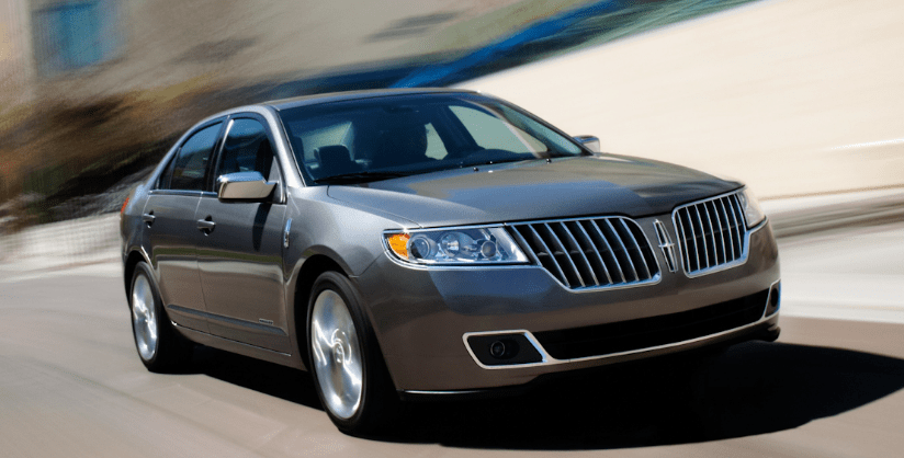 2011 Lincoln MKZ Concept and Owners Manual