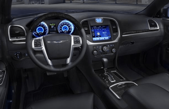 2012 Chrysler 300C Interior and Redesign
