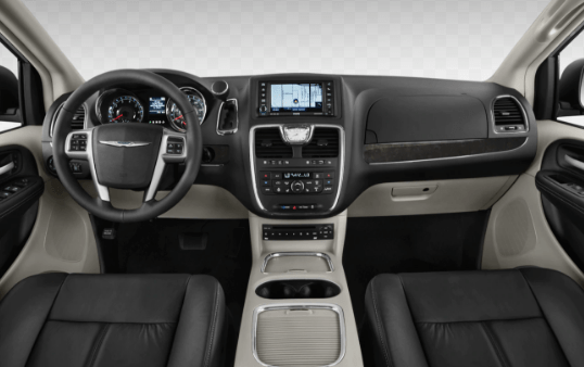 2012 Chrysler Town and Country Interior and Redesign