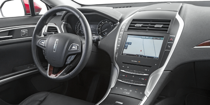 2013 Lincoln MKZ Interior and Redesign