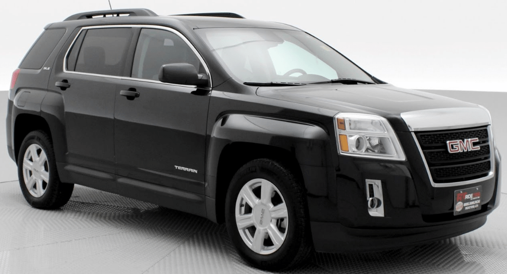 2014 GMC Terrain Concept and Owners Manual