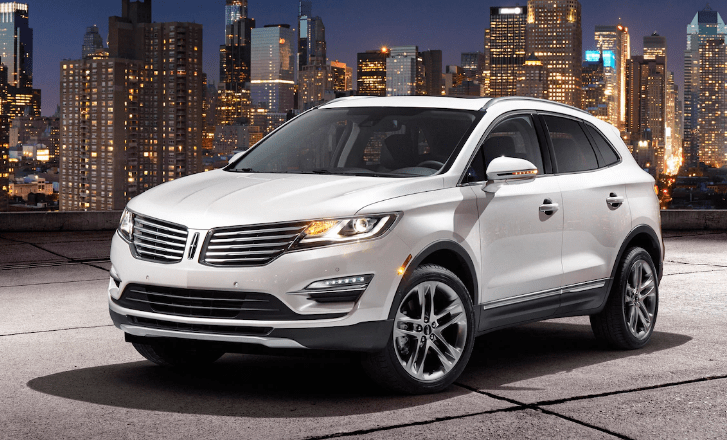 2015 Lincoln MKC Concept and Owners Manual