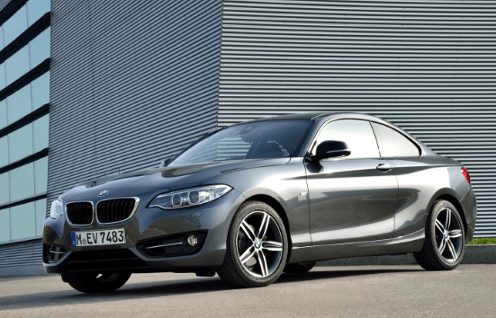 2016 BMW 2 Series Owners Manual