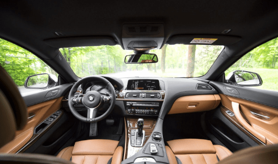2016 BMW 6 Series Interior and Redesign