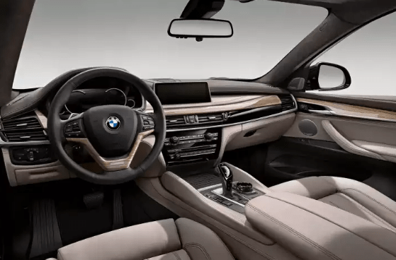2016 BMW X6 Interior and Redesign