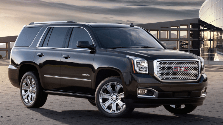 2016 GMC Yukon Concept and Owners Manual