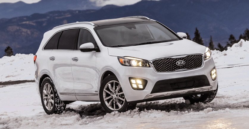 2016 Kia Sorento Concept and Owners Manual