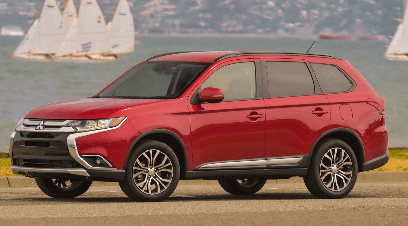 2016 Mitsubishi Outlander Concept and Owners Manual