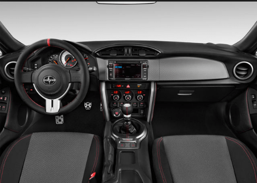 2016 Scion FR-S Interior and Redesign