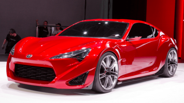 2016 Scion FR-S Owners Manual