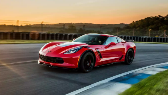 2017 Chevrolet Corvette Owners Manual and Concept