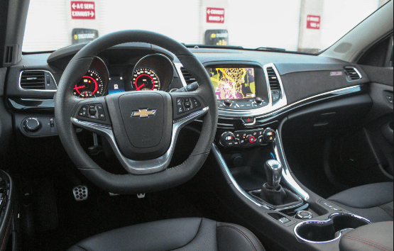 2017 Chevrolet SS Interior and Redesign
