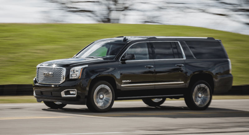 2017 GMC Yukon Concept and Owners Manual