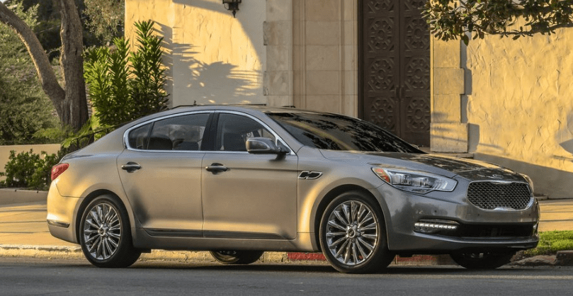 2017 Kia K900 Concept and Owners Manual