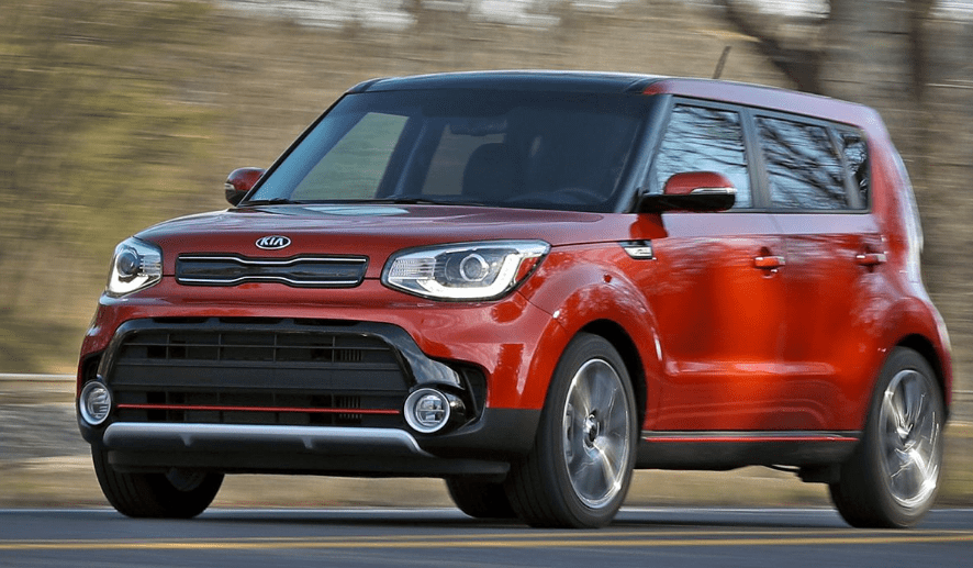 2017 Kia Soul Concept and Owners Manual