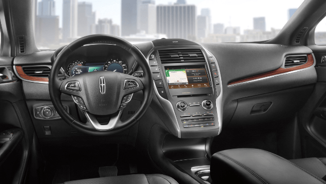 2017 Lincoln MKC Interior and Redesign