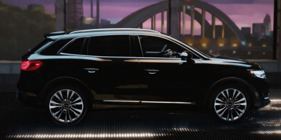 2017 Lincoln MKX Concept and Owners Manual