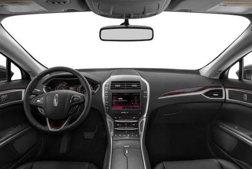 2017 Lincoln MKX Interior and Redesign