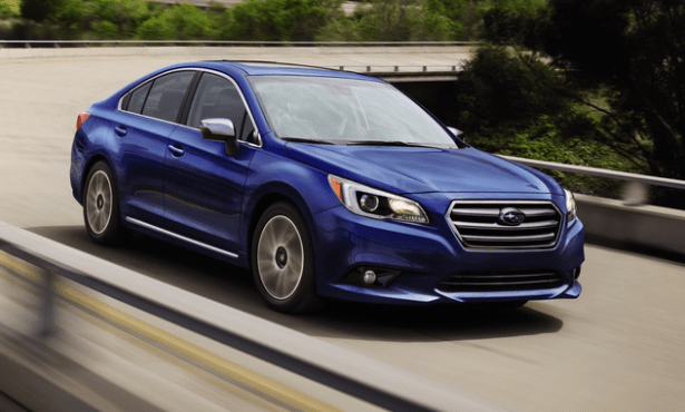 2017 Subaru Legacy Owners Manual and Concept
