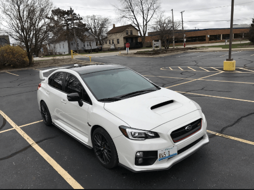 2017 Subaru WRX Owners Manual and Concept