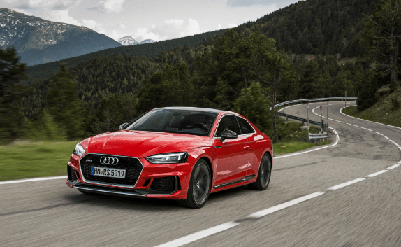 2018 Audi RS5 Owners Manual and Concept
