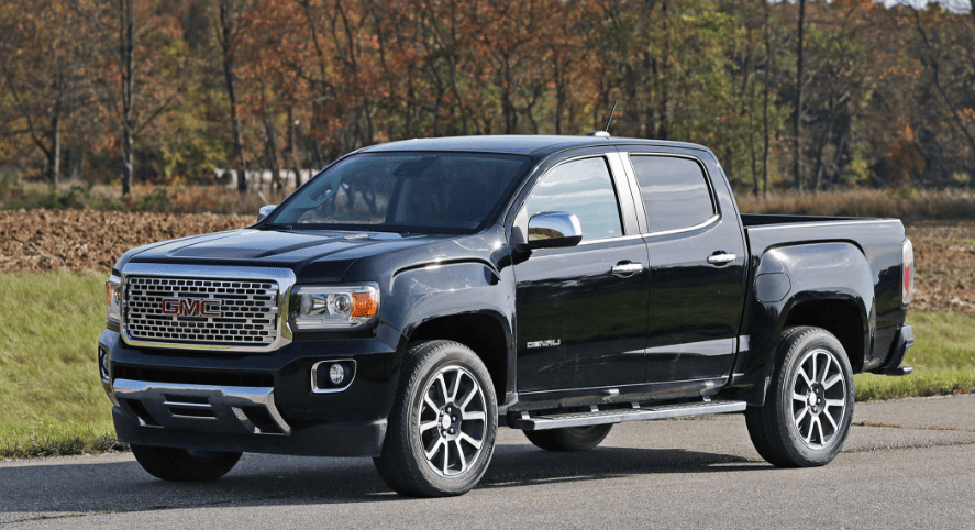2018 GMC Canyon Owners Manual and Review