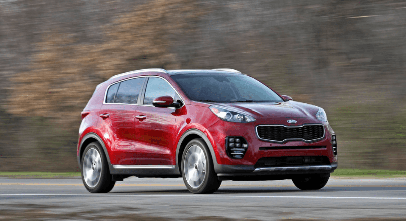 2018 Kia Sportage Owners Manual and Concept
