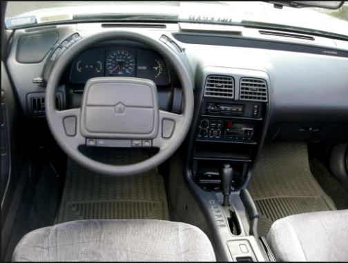 1993 Chrysler LeBaron Interior and Redesign