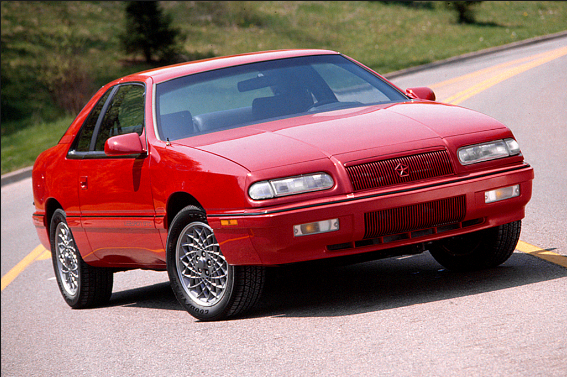 1993 Chrysler LeBaron Owners Manual and Concept