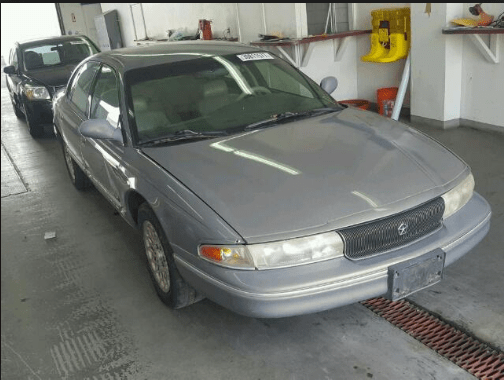 1994 Chrysler LHS Owners Manual and Concept