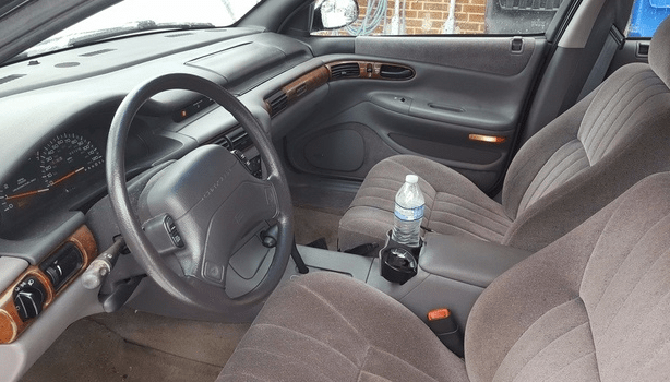 1997 Chrysler Concorde Interior and Redesign