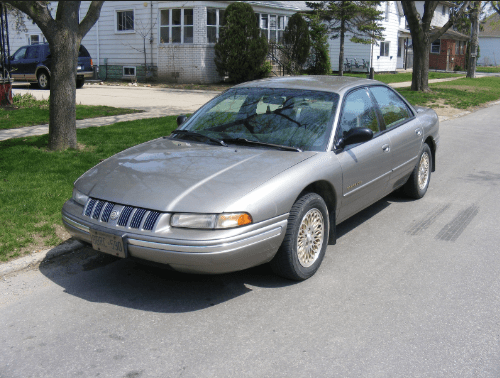 1997 Chrysler Concorde Owners Manual and Concept