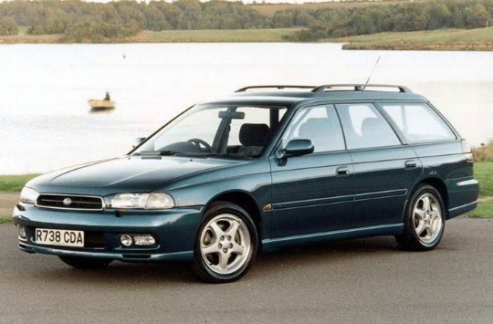 1998 Subaru Legacy Owners Manual and Concept