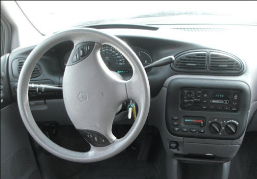 2000 Chrysler Grand Voyager Interior and Redesign