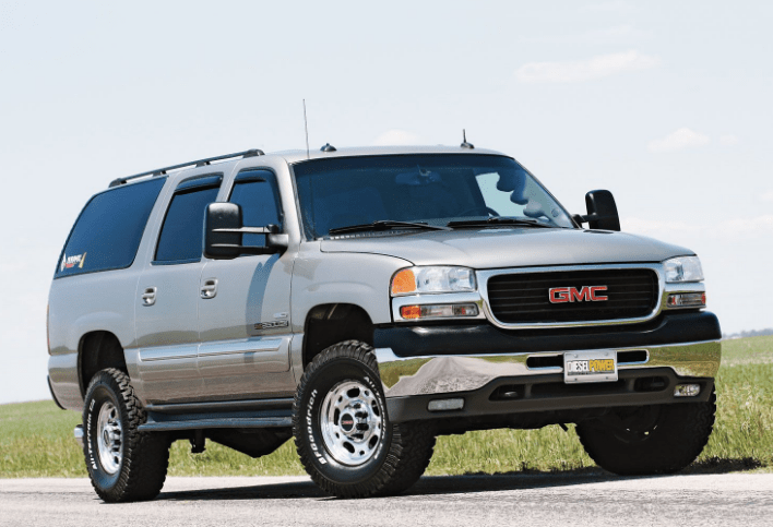 2003 GMC Yukon Concept and Owners Manual