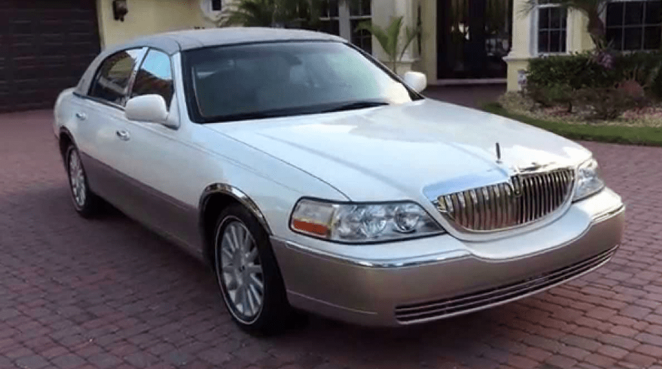2003 Lincoln Town Car Concept and Owners Manual